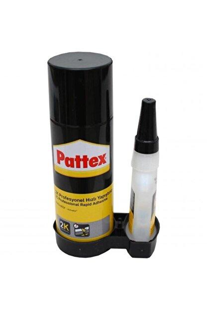 Pattex 2k Profesyonel Hızlı Yapıştırıcı 400 ml Aerosol 100 ml Şişe