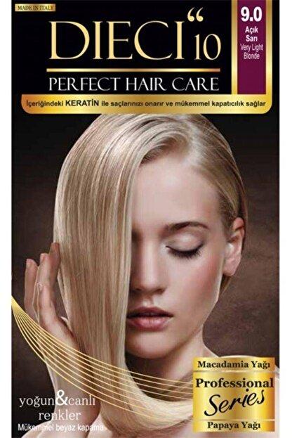 Dieci Saç Boyası 9.0 Açık Sarı 8681438080080