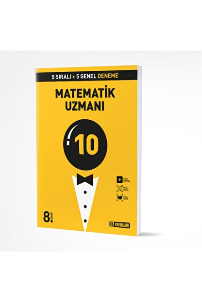 Hız Yayınları Uzman Deneme Matematik 10