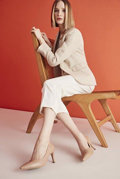 Hotiç Camel Kadın Klasik Topuklu Ayakkabı 01AYH207110A340