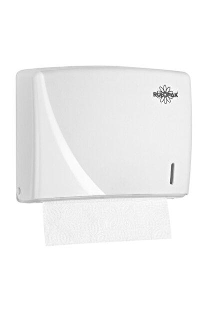 Rulopak Beyaz  Z Katlama Havlu Dispenseri