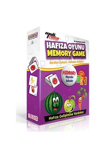 Moli Toys Hafıza Oyunu Meyveler- Sebzeler Serisi
