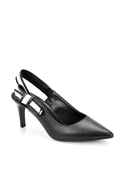 Missf DS19074 Siyah Kadın Gova Ayakkabı 100382791