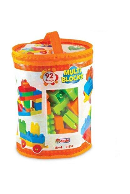 DEDE Multi Blocks 92 Prç Lego