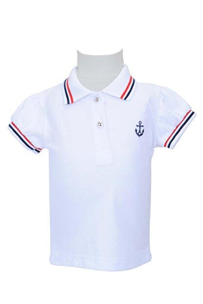 Zeyland Beyaz Kız Bebek T-Shirt 71M2MRE53