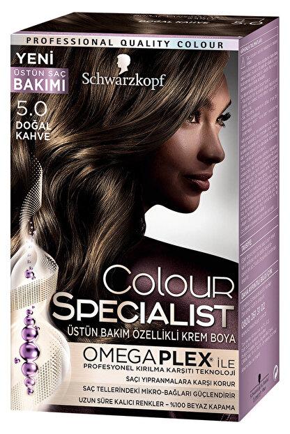 Color Specialist Doğal Kahve 5-0