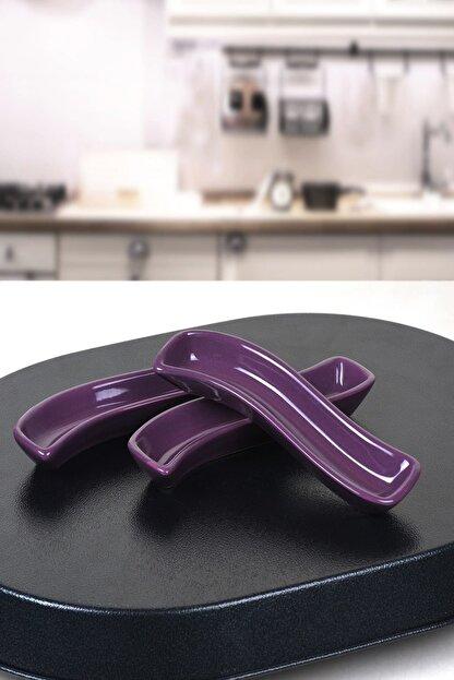 Keramika Mor İvory Zeytinlik 18 Cm 3 Adet