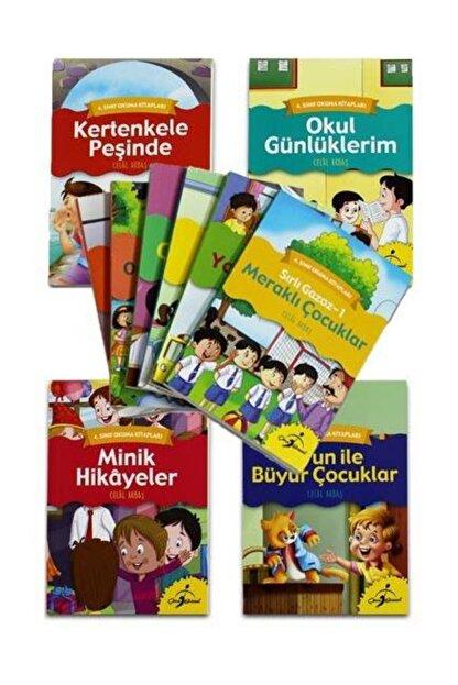 Çocuk Gezegeni 4. Sınıf Okuma Kitapları Seti 10 Kitap 960 Sayfa