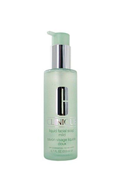 Clinique Yüz Temizleme Sıvı Sabunu Kuru Ciltler için Liquide Facial Soap Dry 200 ml 20714227661