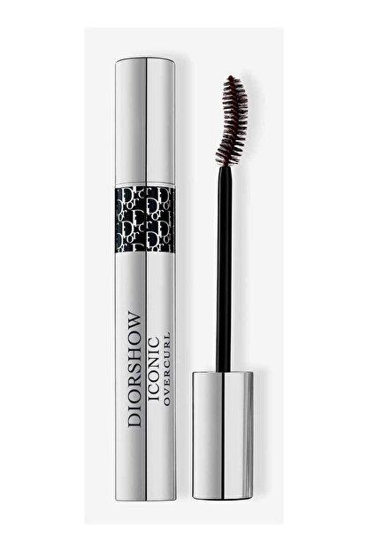 Dior Kahverengi Maskara - Diorshow iconic Overcurl Mascara 694 Over Brown 3348901141628