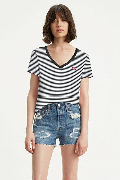Levi's Kadın Beyaz Tişört