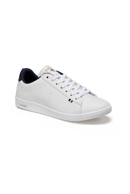 US Polo Assn FRANCO Beyaz Erkek Sneaker Ayakkabı 100249743