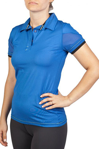 Exuma Kadın Mavi T-shirt - 172204