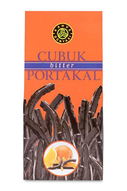 Kahve Dünyası Çikolata Kaplı Portakal Dilimi 250g