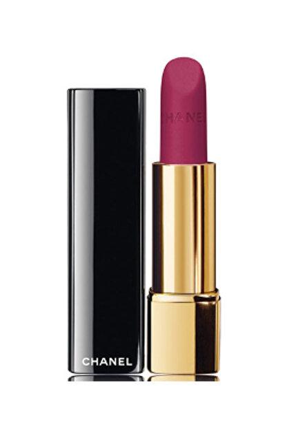 Chanel Ruj - Rouge Allure Velvet Luminous Matte Lip Colour 50 La Romanesque 3145891625004