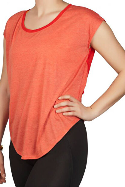 Exuma Kadın T-Shirt - Spor T-Shirt - 362203