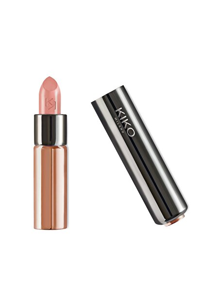 KIKO Ruj - Gossamer Emotion Creamy Lipstick 103 Powder Pink 3.5 g 8025272623582
