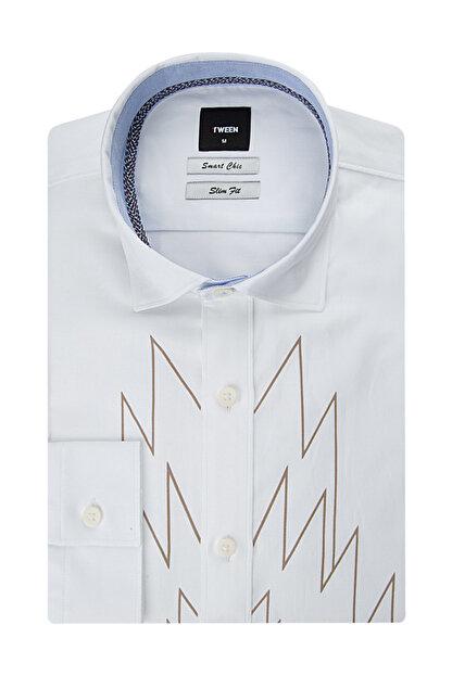 Tween Beyaz Gomlek - 8TC02KD00228-801