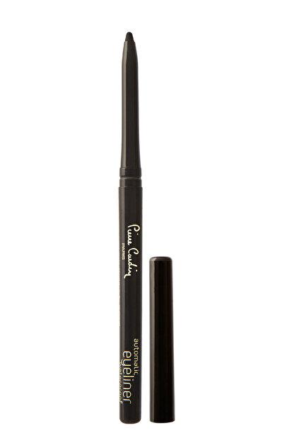 Pierre Cardin Açılıp Kapanabilen Suya Dayanıklı Göz Kalemi - Automatic Eyeliner Siyah 8680570258180