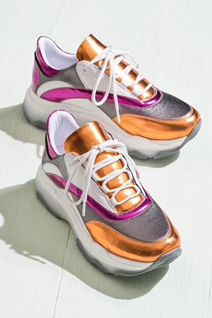 Elle BETHANY Fuşya Kadın Sneaker