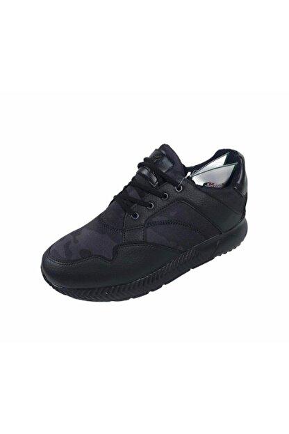 Lumberjack POLVA 9PR Siyah Erkek Sneaker Ayakkabı 100431850