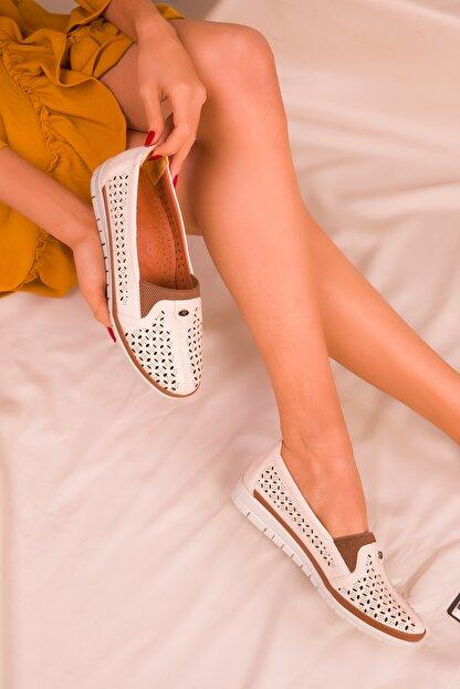 Soho Exclusive Bej Kadın Casual Ayakkabı 16018