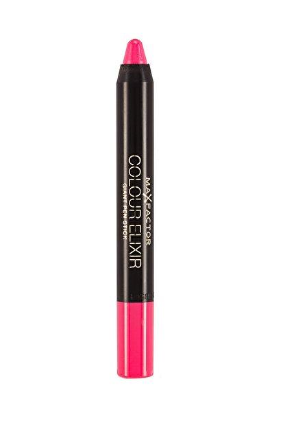 Max Factor Kalem Ruj - Elixir Giant Pen 015 Vibrant Pink 4015600441951