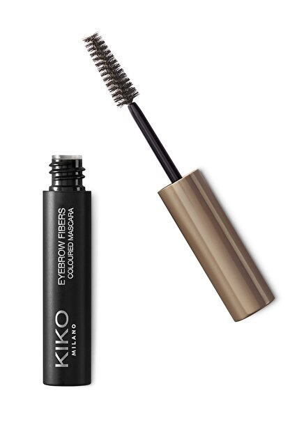 KIKO Kaş Maskarası - Eyebrow Fibers Coloured Mascara 01 Light Blondes 5 ml 8025272612876