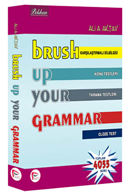 Pelikan Kitapevi Pelikan Yayınları Brush Up Your Grammar