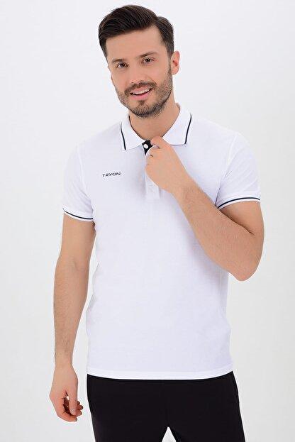 TRYON Erkek Pamuklu Polo T-Shirt Beta - 11.10.011.004.106.046