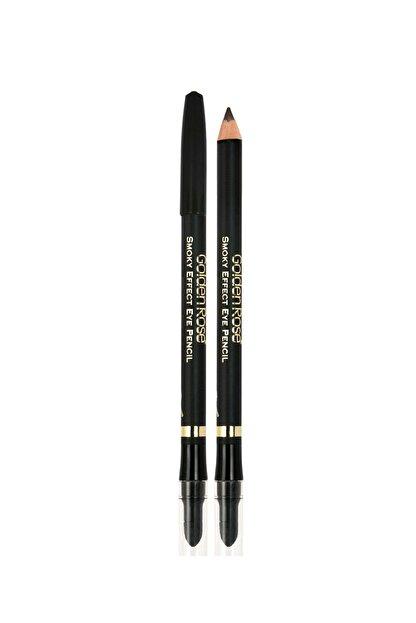 Golden Rose Koyu Kahverengi Göz Kalemi - Smoky Effect Eye Pencil Dark Brown