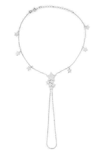 Bendis Kadın Gümüş Yıldız Halhal C430