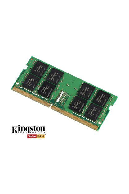 Kingston 16GB 2666Mhz DDR4 CL19 Notebook Ram KVR26S19D8/16