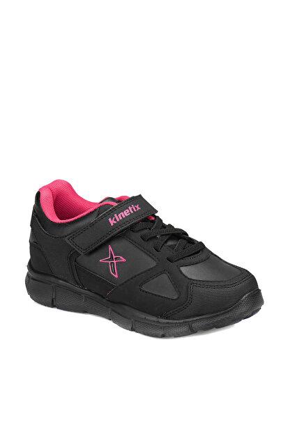 Kinetix BULLET PU Siyah Fuşya Kız Çocuk Yürüyüş Ayakkabısı 100272767