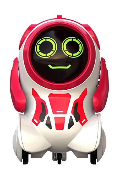 Silverlit Pokibot Robot Kırmızı /