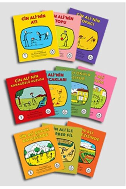 Cin Ali Yayınları Cin Ali Kitap Seti (10 Kitap Takım)