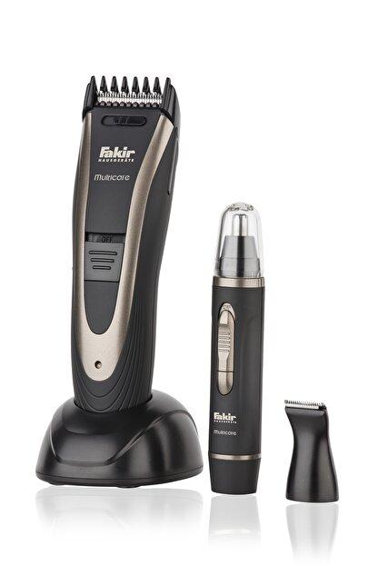 Fakir Multicare Saç Kesme, Kulak Burun Kılı Temizleme ve Favori Şekillendirme Seti 8690394651715
