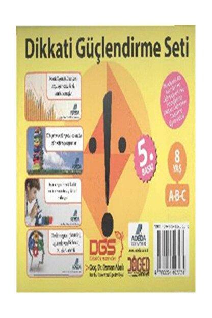 Adeda Yayınları Dikkati Güçlendirme Seti Neuro - 2. Sınıf - 8 Yaş - Osman Abalı