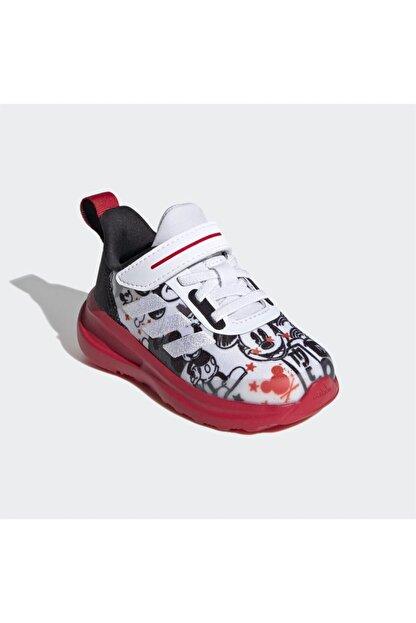 adidas Erkek Bebek Pembe Beyaz Fortarun Mickey Ac  Spor Ayakkabısı