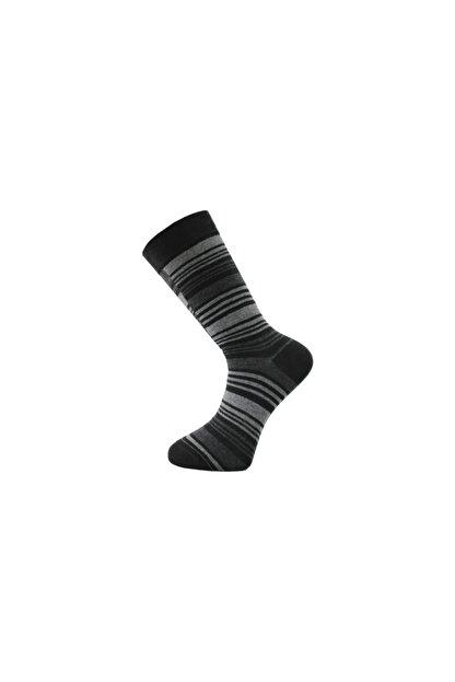 PRO 12'li Paket Çorap Kumluca Penye Erkek Çorabı