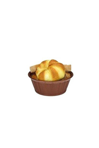 mutfak Yuvarlak Ekmek Sepeti - 10 Adet