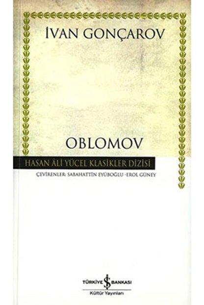 İş Bankası Kültür Yayınları Oblomov