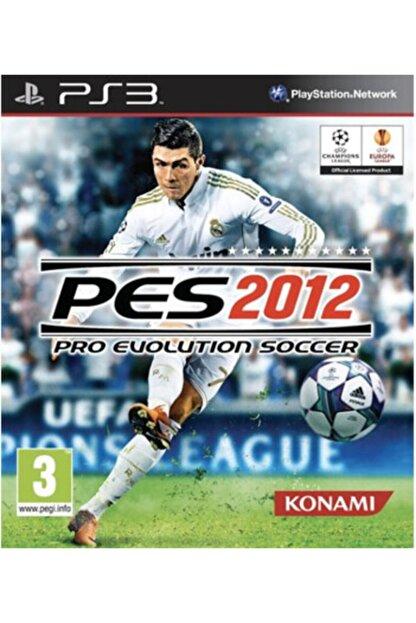 Electronic Arts Pes 2012 Türkçe Ps3 Oyunu