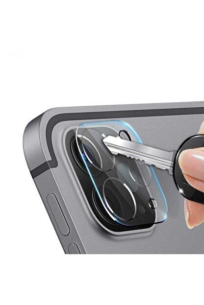 Nezih Case Apple Ipad Pro 11 2020 Anti Shock Kamera Lens Koruyucu Cam