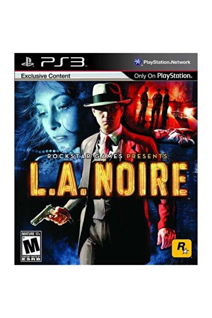 RockStar Games La Noıre Ps3