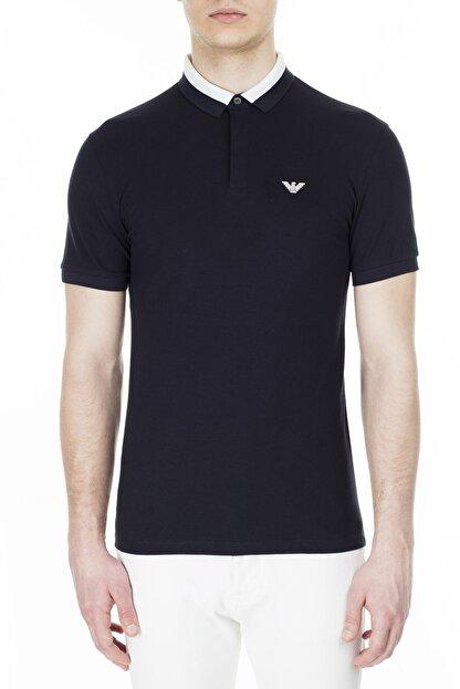 Emporio Armani Polo T Shirt Erkek Polo 3h1f84 1j46z 0922