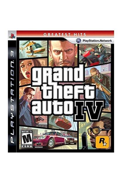 RockStar Games Grand Theft Auto IV Ps3