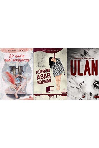 Dokuz Yayınları Bir Kadın Seni Seviyorsa / Küfrüm Aşar Edebimi / Ulan ( 3 Kitap Set )