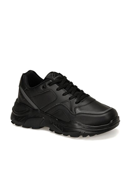 Kinetix PENTA PU M Siyah Erkek Sneaker Ayakkabı 100556425