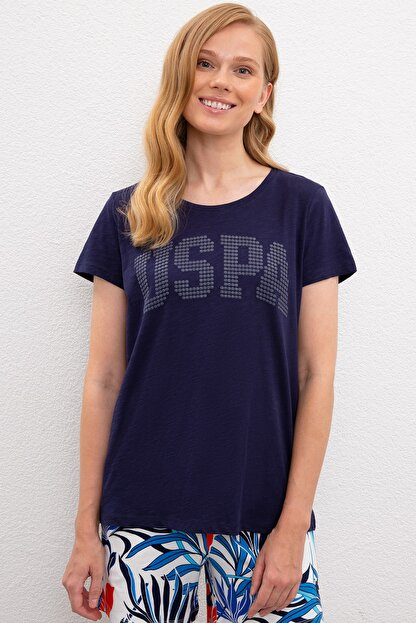 US Polo Assn Kadın T-Shirt G082GL011.000.937482